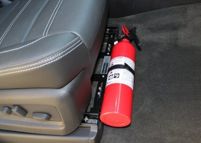 Extintor para carro